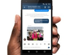 Facebook Messenger : Message éphémère
