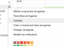 Google Agenda s'enrichit d'une corbeille à évènements