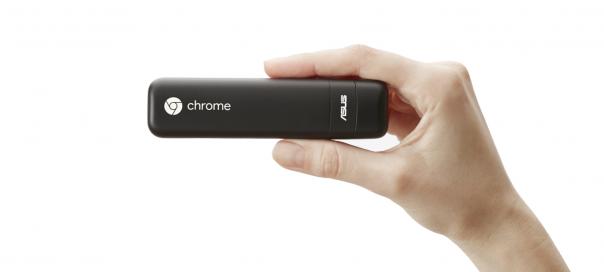 Chrome OS : La fusion avec Android pas (encore) d'actualité