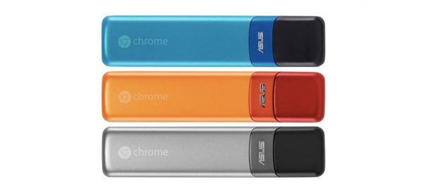Google Chromebit : Le mini-ordinateur sous Chrome OS en clé HDMI