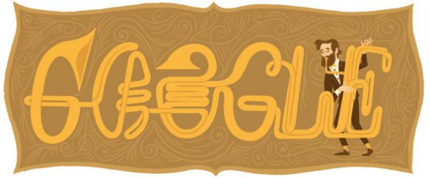Google : Doodle Adolphe Sax 5