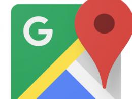 Logo Google Maps