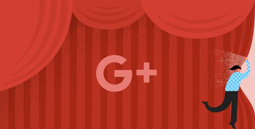 Google+ : La sauvegarde de tous les posts publics a commencé
