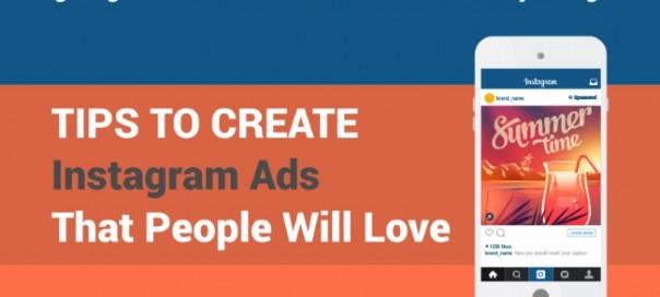 Instagram : Anatomie de la publicité parfaite en infographie