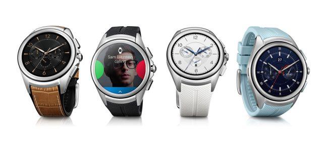 Montre connectée LG Watch Urban