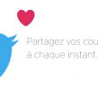 Twitter : Les coeurs/likes remplacent les étoiles/favoris