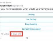 Twitter améliore ses sondages/questions