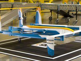 Amazon : Drone Prime Air
