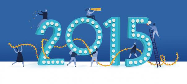 Facebook : Votre rétrospective sur l'année 2015