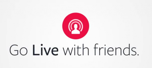 Facebook : Streaming vidéo live & collages photos