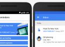 Google Agenda intègre le rappel des choses à faire