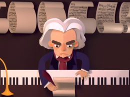 Google : Doodle Beethoven