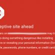 Google Safe Browsing vient sécuriser Chrome sur Android