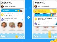 Swarm : Sticker bonus