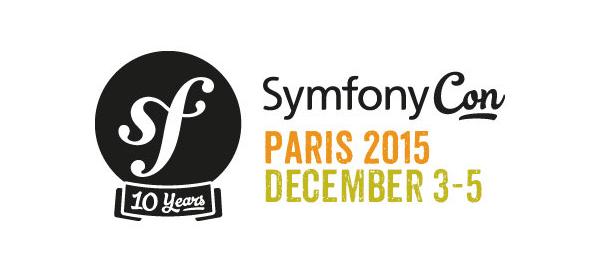 Logo SymfonyCon 2015