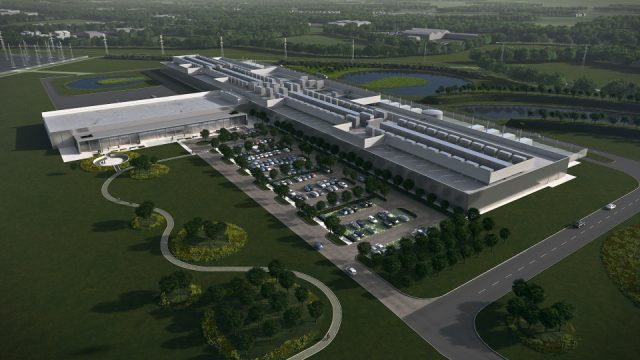 Facebook Data Center en Irlande