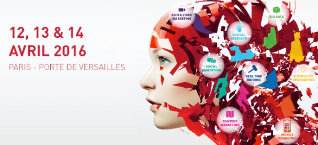 Salon E-marketing 2016