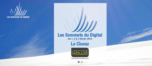 Les sommets du digital 2016