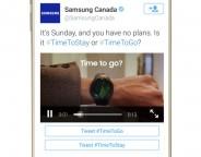 Twitter dévoile les annonces conversationnelles