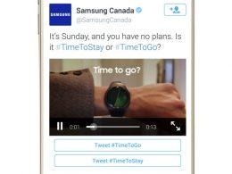 Twitter : Conversational ads