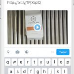 Twitter : Conversational ads - Rédaction tweet