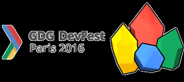 GDG DevFest Paris 2016
