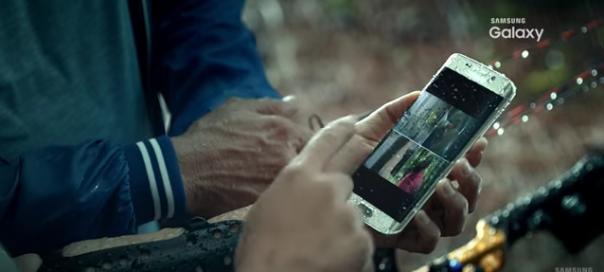 Samsung Galaxy S7 résistant à l'eau ou non ?