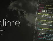 Sublime Text 3 : Les développements de l'éditeur de code reprennent
