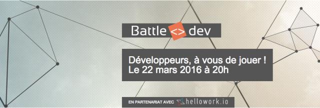 Battle Dev 2016