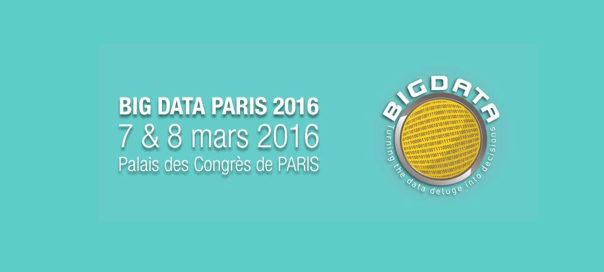 Big Data Paris 2016