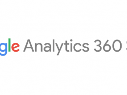 Logo Google Analytics 360 Suite