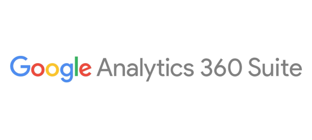 Logo Google Analytics 360 Suite