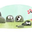 Google : Équinoxe de printemps 2016 en doodle animé