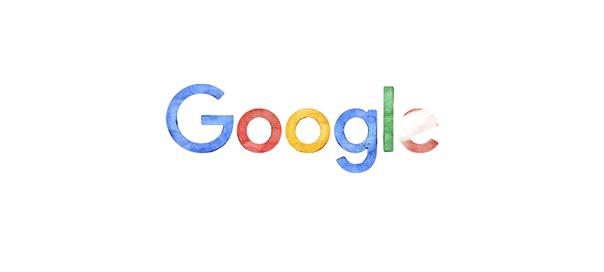 Google : Georges Perec & son roman lipogrammique en doodle