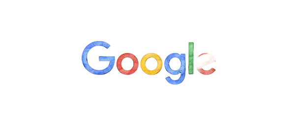 Google : Doodle Georges Perec