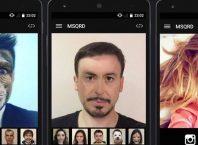 MSQRD : Application mobile