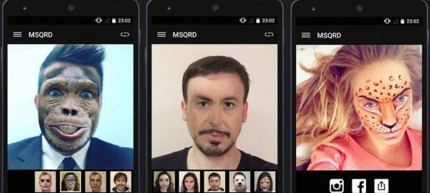 Facebook : Rachat de MSQRD pour concurrencer Snapchat