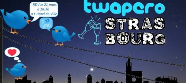 Happy Twitter Strasbourg