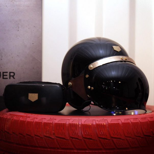 Casque VR Tag Heuer
