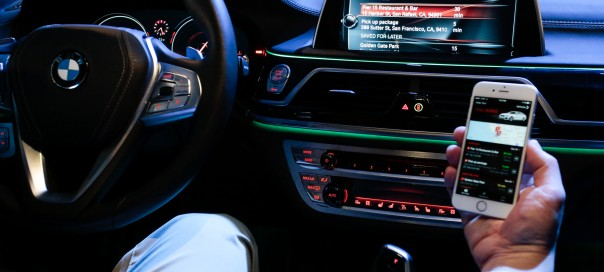 BMW Connected App : L'application qui anticipe vos déplacements