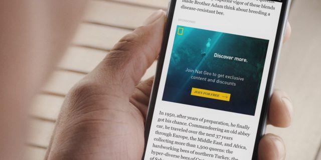 Facebook Instant Articles : Publicité vidéo