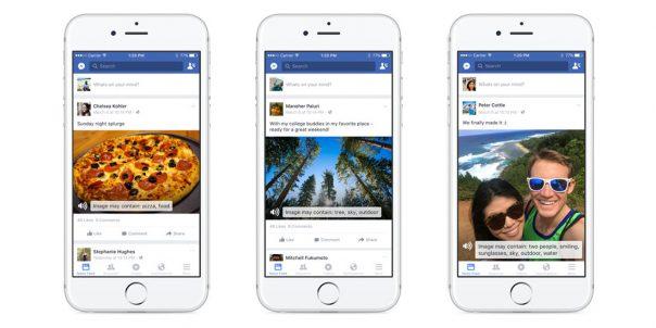 Facebook : Photos - Reconnaissance par intelligence artificielle