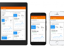 Google Analytics : Application mobile