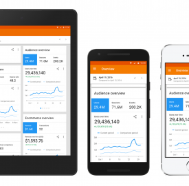 Google Analytics : La nouvelle application mobile est disponible