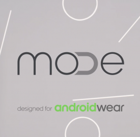 Smartwatch : MODE, les bracelets interchangeables pour Android Wear