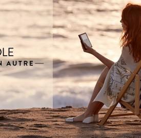 Le nouveau Kindle Oasis n'est pas waterproof contrairement au Kobo