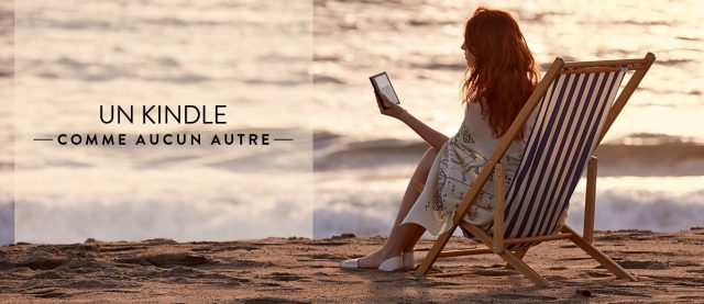 Nouveau Amazon Kindle Oasis