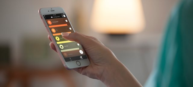 Philips Hue : Nouvelle application mobile - Ampoules
