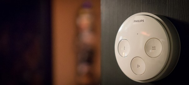 Philips Hue Tap : Test de l'interrupteur connecté