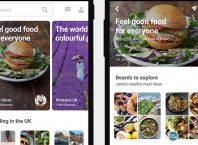 Pinterest : Collections de sujets tendances
